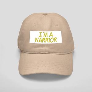 I'm A Warrior [Yellow] Cap